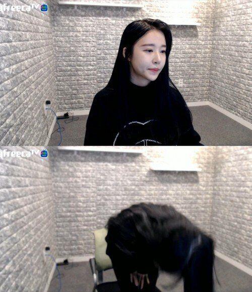 걸그룹 크레용팝 출신 BJ