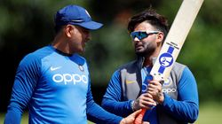 Calls For Dhoni Flood Twitter After Rishabh Pant's Stumping