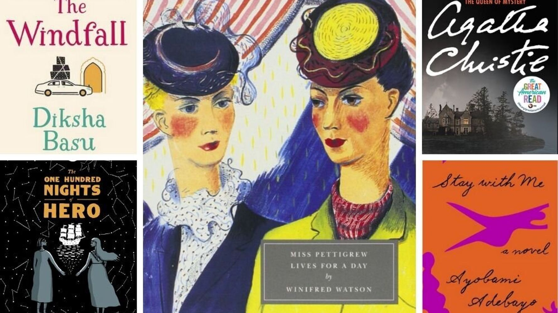 14 Of The Best Books To Get You Out Of A Reading Rut