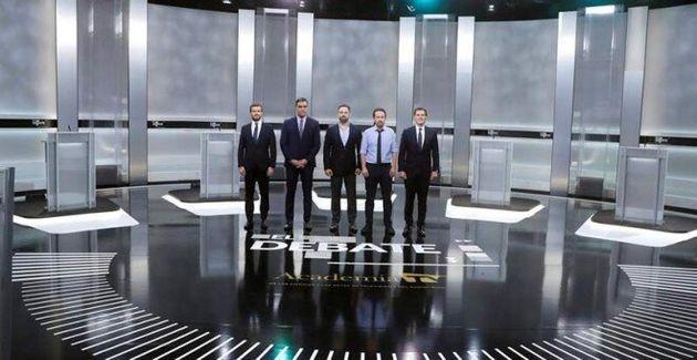 Candidatos a las elecciones generales del