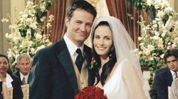 Courteney Cox And Matthew Perry Get Friends Fans All Nostalgic With Monica And Chandler