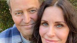 Chandler et Monica réunis 15 ans après la fin de