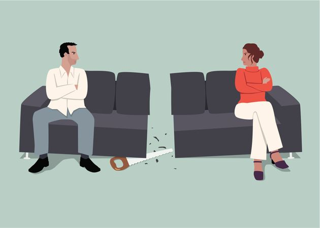 Family Feud Or Relationship Spat – Whats Worse For Your Health?