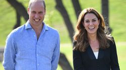 Kate non accompagnerà William nel nuovo viaggio reale. I tabloid inglesi: