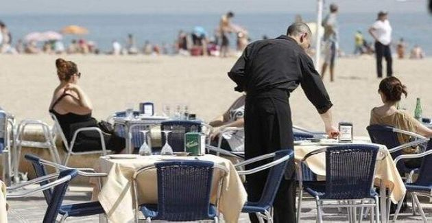 El salario bruto medio subió un 2,9 % en 2018, hasta 1.944,4 euros al