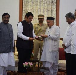 Devendra Fadnavis Resigns As Maharashtra CM Amid Deadlock Over Govt