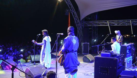 Plongée au coeur du festival Taragalte, sous les étoiles de M'hamid El Ghizlane