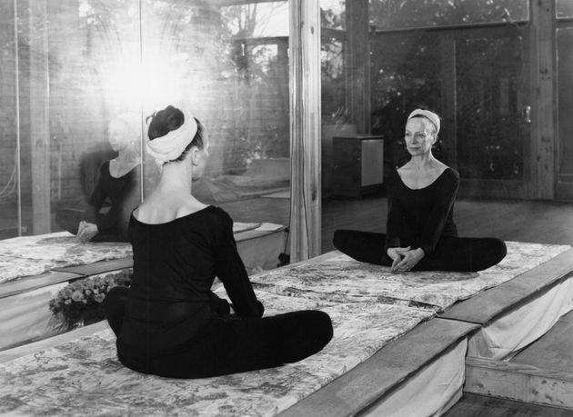 Lucette Destouches donnait des cours de danse au premier étage de la maison qu'elle avait avec...