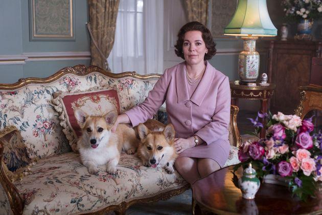 Olivia Colman as Queen Elizabeth