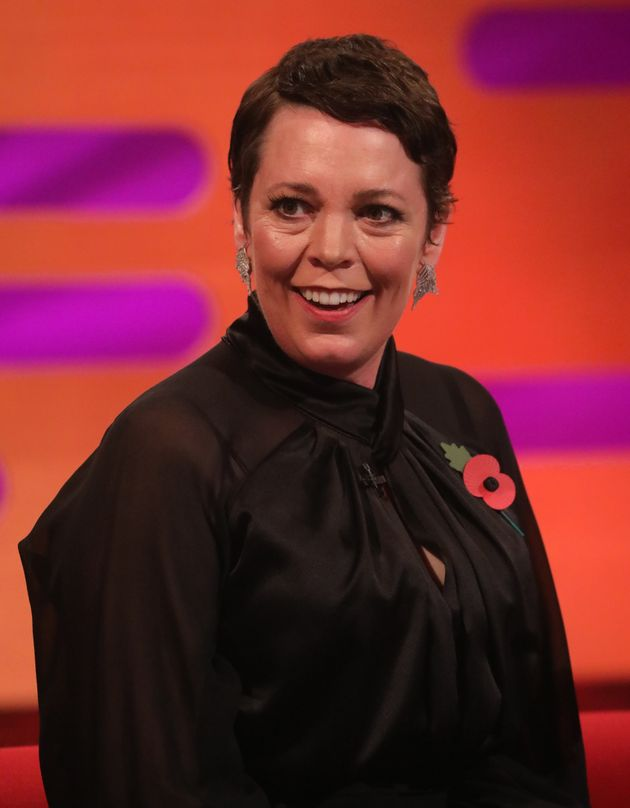 Olivia Colman on The Graham Norton