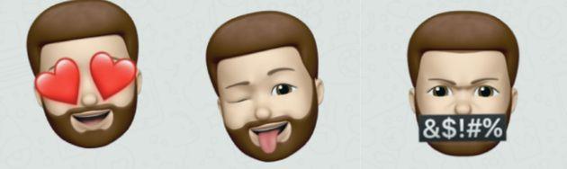 El 'emoji' de Pablo