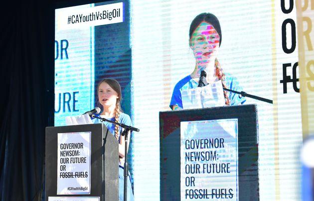 Ισραήλ: Η Γκρέτα Τούνμπεργκ σε ρόλο «μπαμπούλα» για να μειωθεί η χρήση