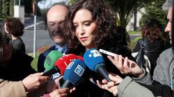 Ayuso pide medidas para que los CDR no acaben en un terrorismo como el de