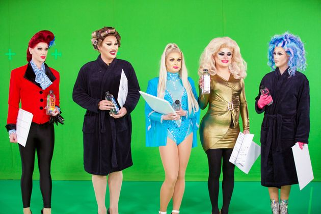 RuPauls Drag Race UK: Blu Hydrangea Defends Cheryl Hole Amid Fan Backlash