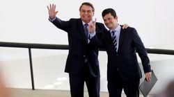 Bolsonaro diz que não estaria onde está se não fossem as decisões de Moro quando