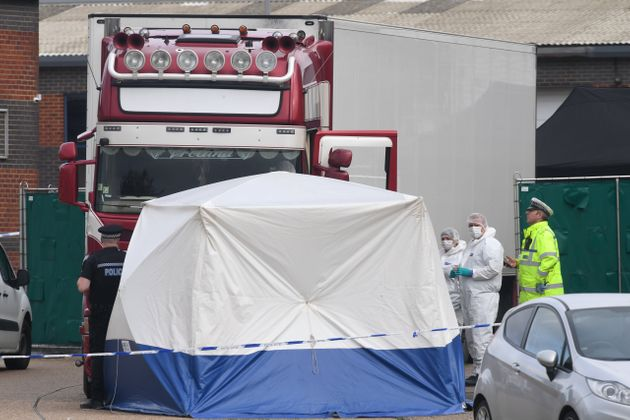 Essex Lorry Deaths: These Are The 39 People Who Lost Their Lives