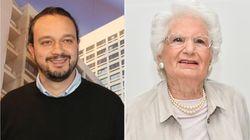 Il sindaco leghista di Ferrara propone la cittadinanza onoraria per Liliana Segre:
