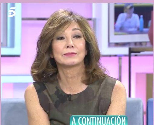 Ana Rosa Quintana en el