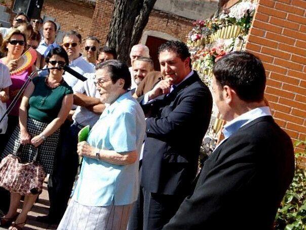La Fiscalía del Supremo estudiará la denuncia de familiares de las Trece Rosas a Ortega