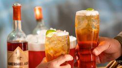9 alcools à offrir en