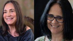 Regina Duarte apoia decisões de Bolsonaro para Cultura e a internet não