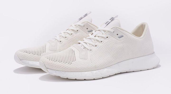 Les premières paires de souliers Way Running devraient être livrées à leurs clients en avril 2020.
