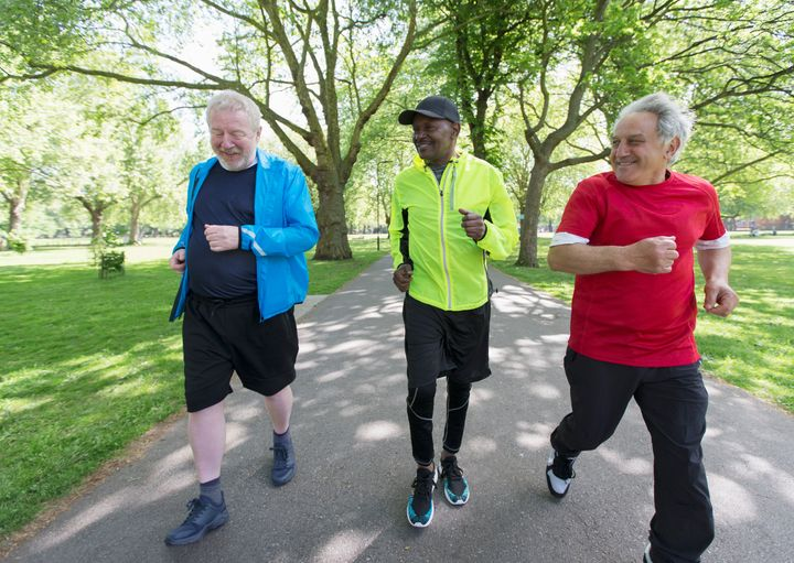 Praticar só um pouco de corrida leva à longevidade.