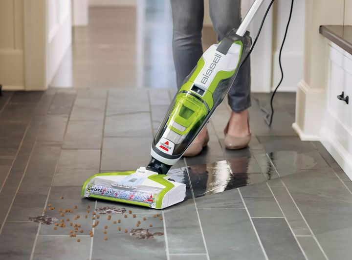 "You won't have to worry about washing and vacuuming your floors separately ever again. This Bissell vacuum has a cleaning system that lets you do both at the same time. <strong><a href=""https://fave.co/2CsTfR3"" target=""_blank"" rel=""noopener noreferrer"">Originally&nbsp;$270, get it for $200 at Target</a></strong>."