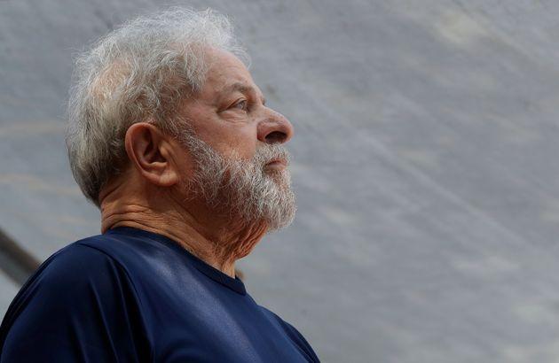 O ex-presidente Lula foi solto nesta sexta-feira