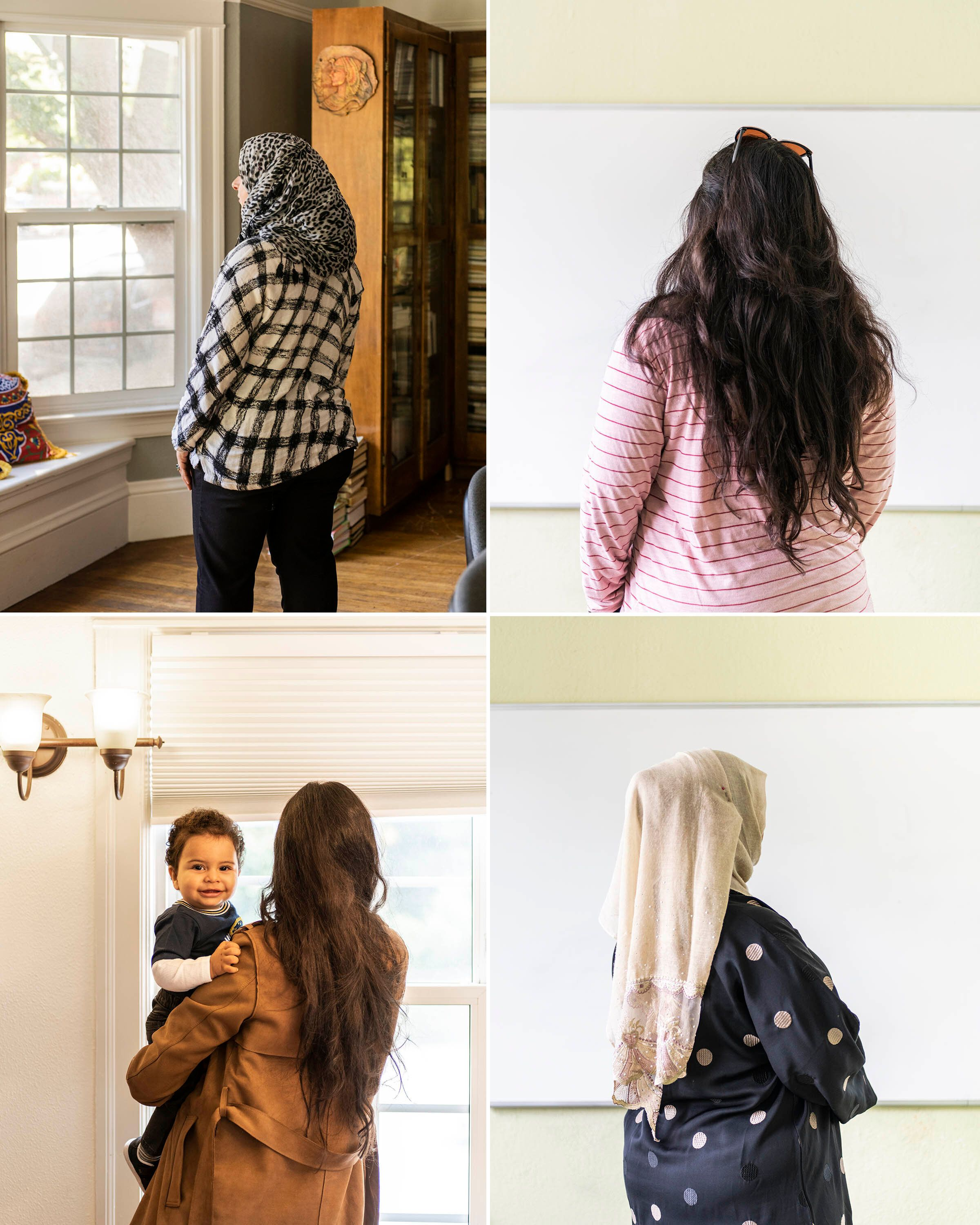 Domestic violence survivors who spoke to HuffPost faced multiple challenges: securing housing, navigating the U.S. legal syst