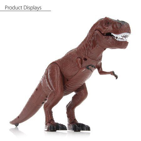 This T-rex comes at a heavy discount, at one-fifth the price it once was at Walmart Canada.