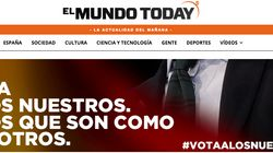 El PP amenaza con demandar a 'El Mundo Today': y estos responden de la forma más