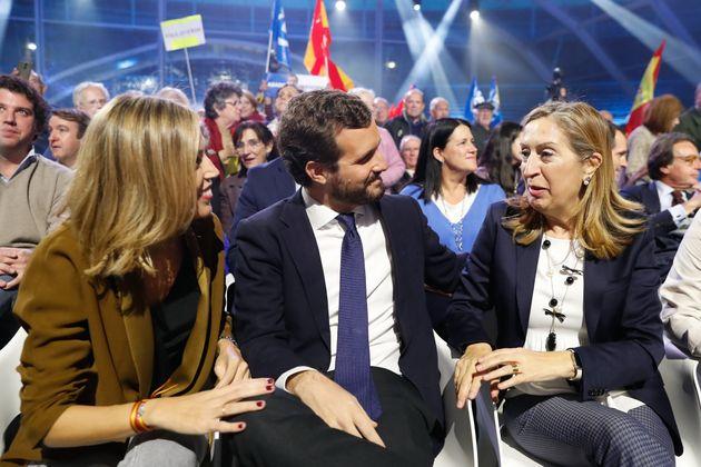 Pablo Casado y Ana