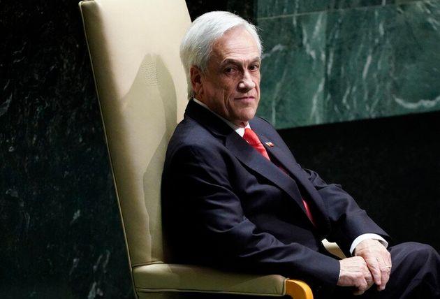 El presidente chileno, Sebastián