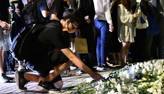 香港デモ、学生死亡で深まる対立。実弾発射、議員襲撃...過激化に地元紙「暴力より自制心を」