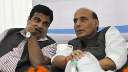 Rajnath Singh And Nitin Gadkari React To Supreme Court's Ayodhya