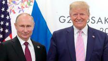 Trump 'Würde gerne' Nehmen Putin Einladen, Um russische Militär-Parade