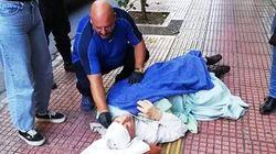 Ληστής γρονθοκόπησε παλαίμαχο ποδοσφαιριστή στο κέντρο της