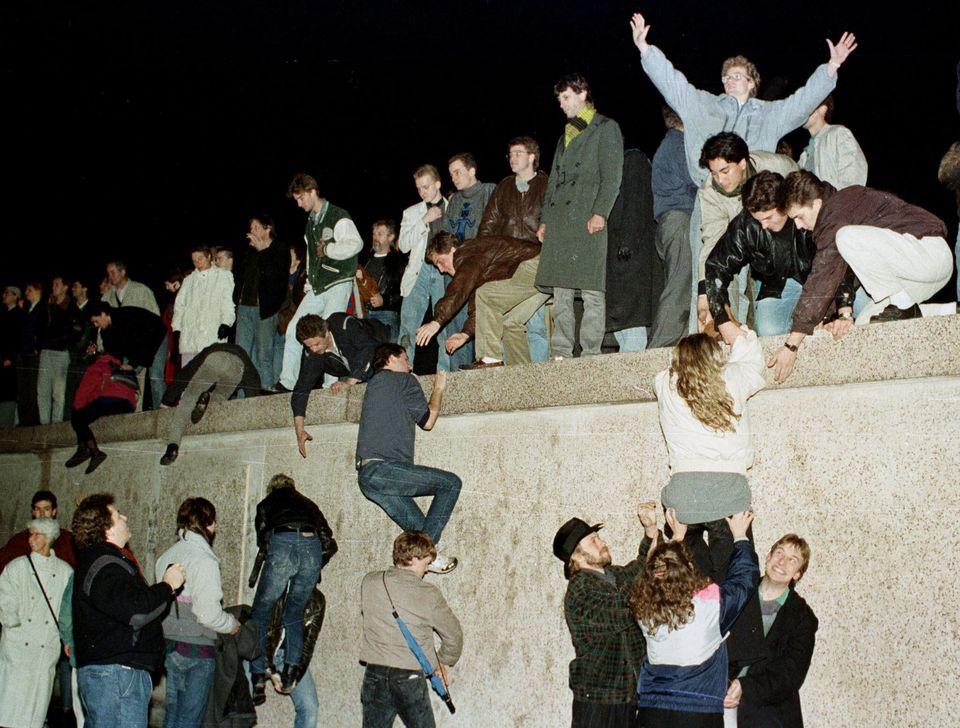 30 χρόνια από την πτώση του Τείχους του Βερολίνου. Μνήμη και