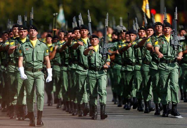 Alta participación en las elecciones entre los militares en misiones en el