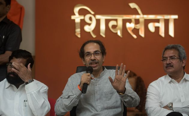A file photo of Shiv Sena Chief Uddhav