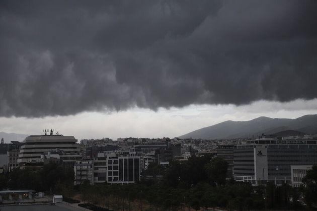 Εκτακτο δελτίο επιδείνωσης του καιρού: Ερχεται νέο κύμα βροχών και