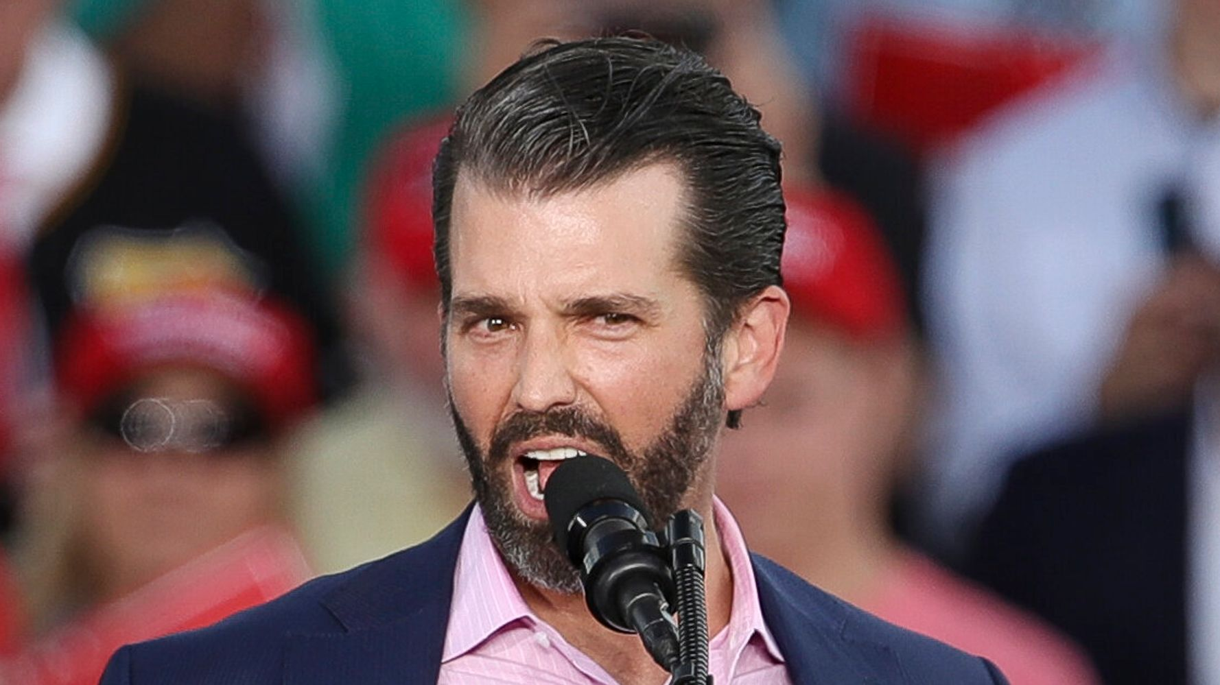 Comedians Troll Donald Trump Jr. With Bookstore Cover Swap Stunt