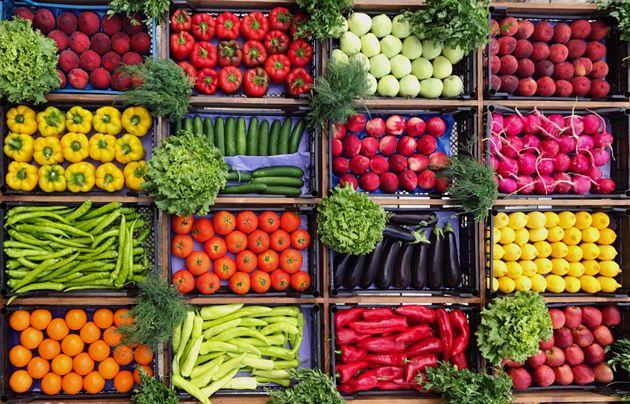 La frutería de Andorra publica su última lista de precios para el