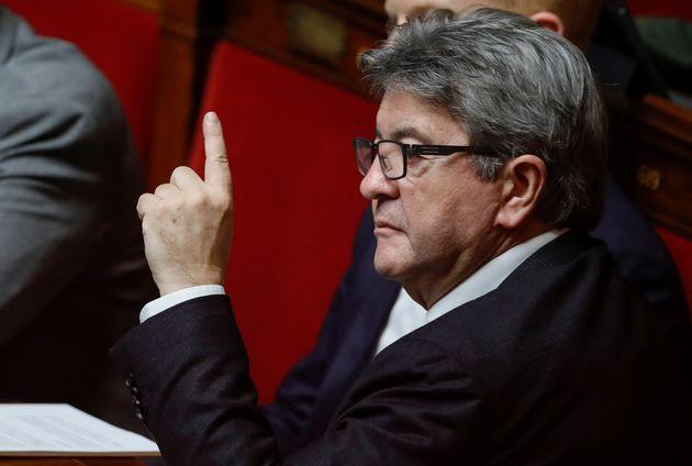 Jean-Luc Mélenchon, président du groupe Insoumis à l'Assemblée nationale, sera présent à la manifestation...