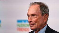 Michael Bloomberg se rapproche d'une candidature à la