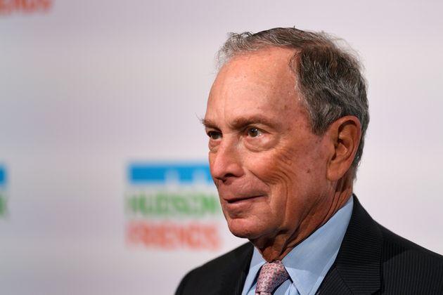 Michael Bloomberg assiste au gala du parc Hudson River Park 2019, à New York, le 17 octobre