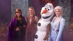 Disney dévoile enfin la suite de «La reine des