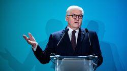 Le président allemand a un message pour Trump pour les 30 ans de la chute du Mur de