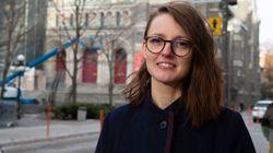 Immigration: la jeune Française se dit soulagée de la volte-face du
